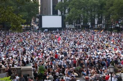 NYC Free Summer Movies In The Park