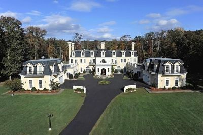 $12.5 Million Chateau For Sale In VA