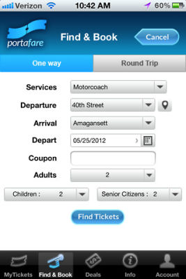 Hamptons Travel Made Easier With New Hampton Jitney Ticket App