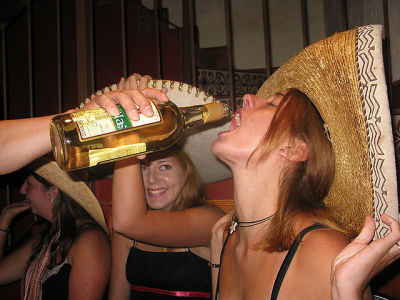 Eating The Worm: True Stories Of Our Craziest, Most Absurd Tequila-Fueled Escapades