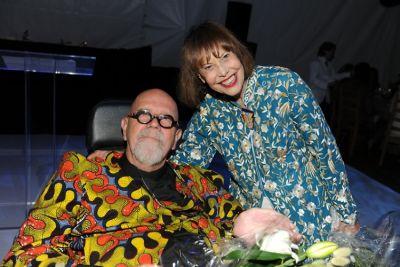 Chuck Close, Barbara Goldsmith