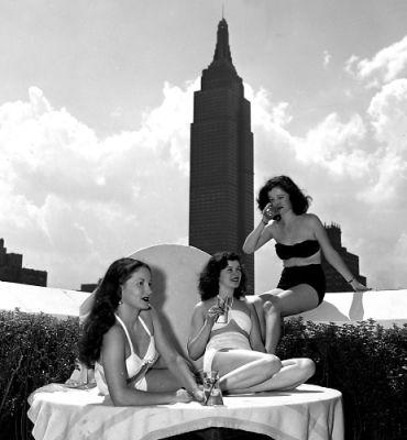 Hotel Sheraton 1958
