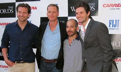Bradley Cooper, Ben Barnes, Brian Klugman, Lee Sterntha