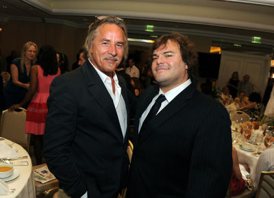 Don Johnson, Jack Black