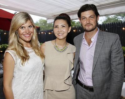 Emily Lohrman, Stella Leo, David Kryzpow