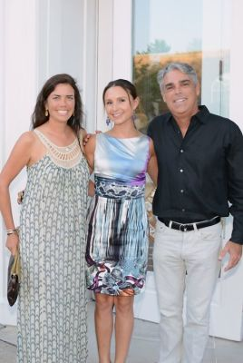Jenny Dunion, Georgina Bloomberg, Brian Simonson