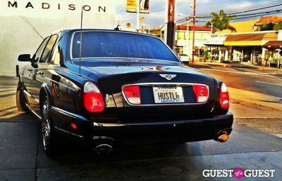 Larry Flynt's Bentley
