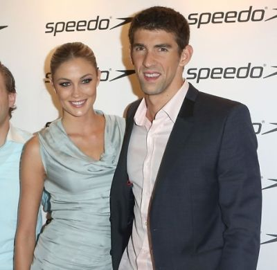 Megan Rossee, Michael Phelps