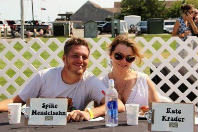 Spike Mendelsohn, Kate Krader