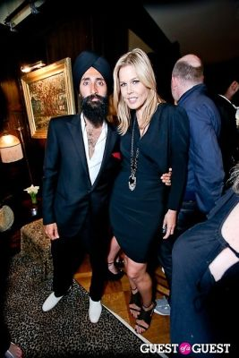 Waris Ahluwalia, Mary Alice Stephenson