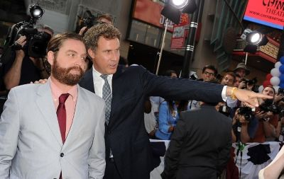 Zach Galifianakis, Will Ferrell