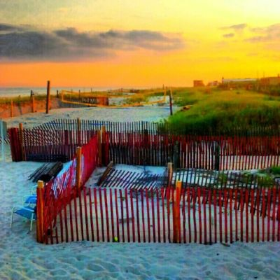 Photo Of The Day: Sunrise On Fire Island