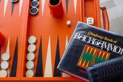 MONC XIII Hosts First Annual Backgammon Tournament & Party