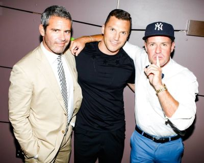 Andy Cohen, Sean Avery, Ben Watts