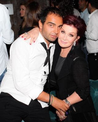 Andy Valmorbida, Sharon Osbourne