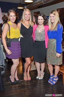 Jennifer Thomas, Kristen McCavera, Katie Nannes, Ginny Teague