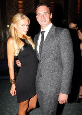 Paris Hilton, Ryan Lochte