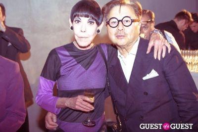 Peggy Moffitt, Michael Chow