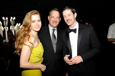 Amy Adams, Tom Hanks, Darren Le Gallo
