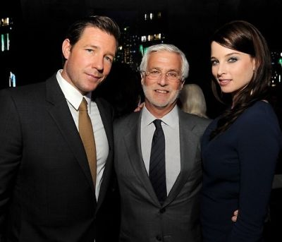 Edward Burns, Rob Friedman, Rachel Nichols