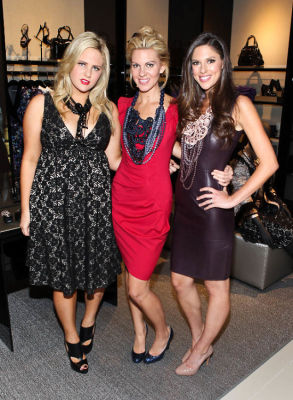 Liddy Huntsman, Mary Anne Huntsman, Abby Huntsman