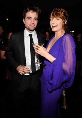 Robert Pattinson, Florence Welch