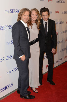William H. Macy, Helen Hunt, John Hawkes