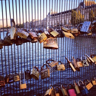 Photo Of The Day: Love Locks In Paris