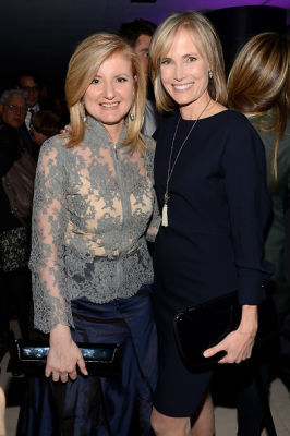 Arianna Huffington, Willow Bay