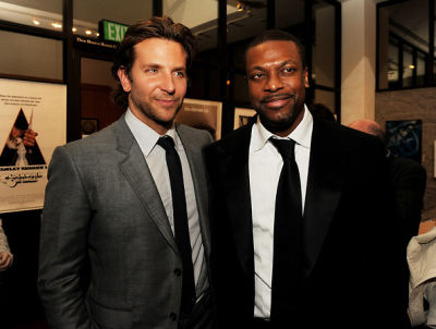 Bradley Cooper, Chris Tucker