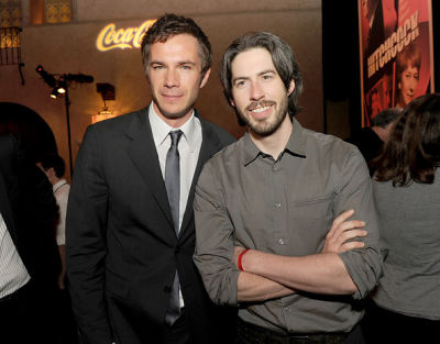 James D'Arcy, Jason Reitman