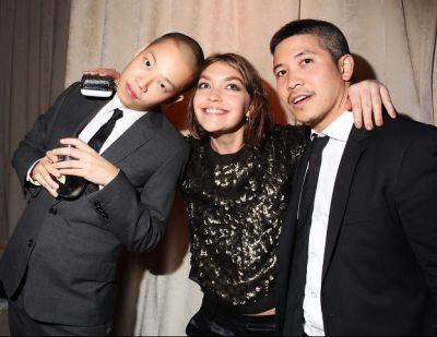 Jason Wu, Arizona Muse, Thakoon Panichgul