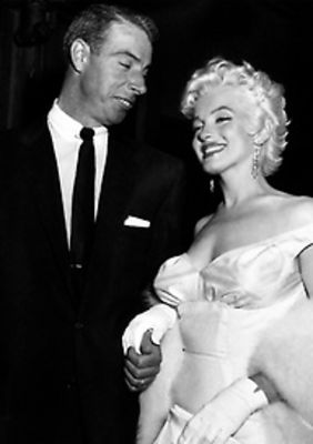Joe Dimaggio, Marilyn Monroe