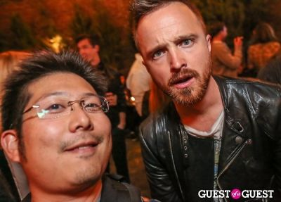 Kenneth Chan, Aaron Paul