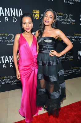 Kerry Washington, Naomie Harris