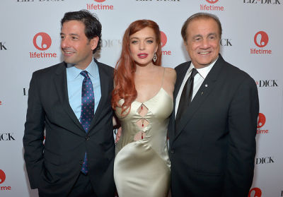 Rob Sharenow, Lindsay Lohan, Larry Thompson