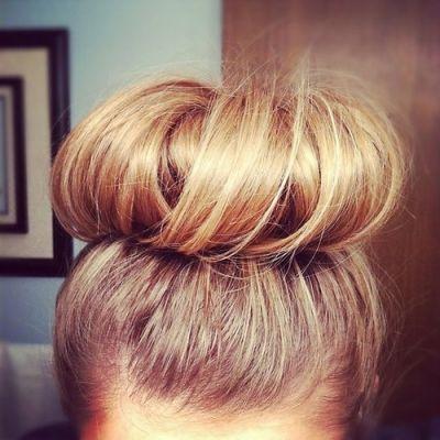 donut-hair