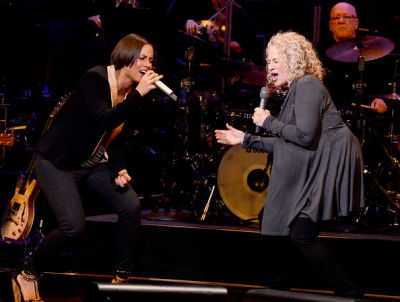 Alicia Keys, Carole King