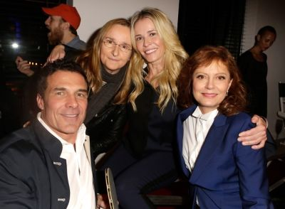 Andre Balazs, Melissa Etheridge, Chelsea Handler, Susan Sarandon