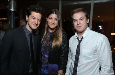 Ben Schwartz, Jennifer Carpenter, Michael C. Hall