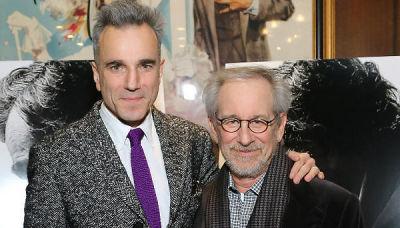 Daniel Day-Lewis, Stephen Spielberg