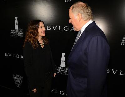 Drew Barrymore, Nicola Bulgari