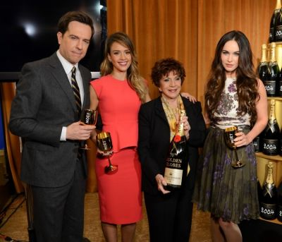Ed Helms, Jessica Alba, Aida Takla-O'Reilly, Megan Fox