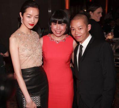 Fei Fei Sun, Angelica Cheung, Jason Wu