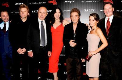 Fisher Stevens, Jon Bon Jovi, Alan Arkin, Julianna Margulies, Al Pacino, Addison Timlin, Gary Lucchesi
