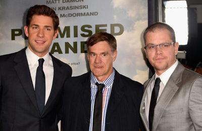 John Krasinski, Gus Van Sant, Matt Damon