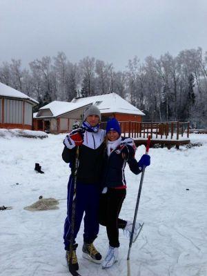 Maria Kirilenko, Alex Ovechkin