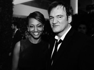Nichole Galicia, Quentin Tarantino