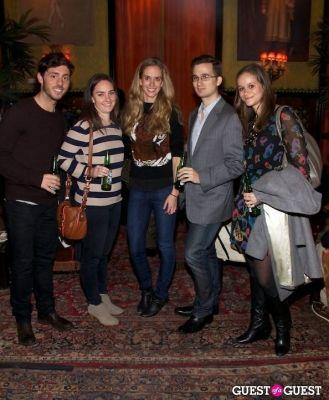 Vincent Andrighetto, Rachelle Hruska, Nathanial Root, Angela Lanza