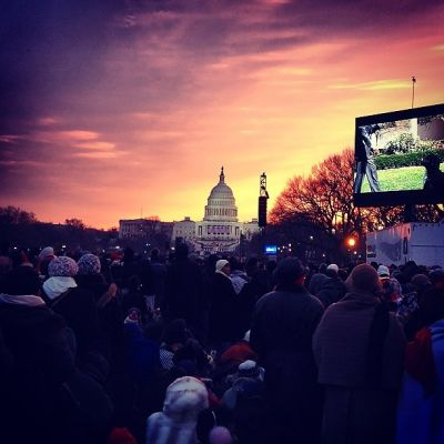 Photo Of The Day: Inauguration Day 2013